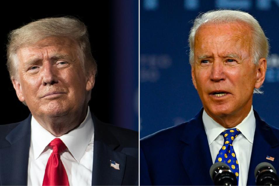Trump e Biden, scontro sul welfare