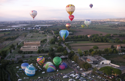 balloon fest paestum   Gli appuntamenti di Ottobre 2020