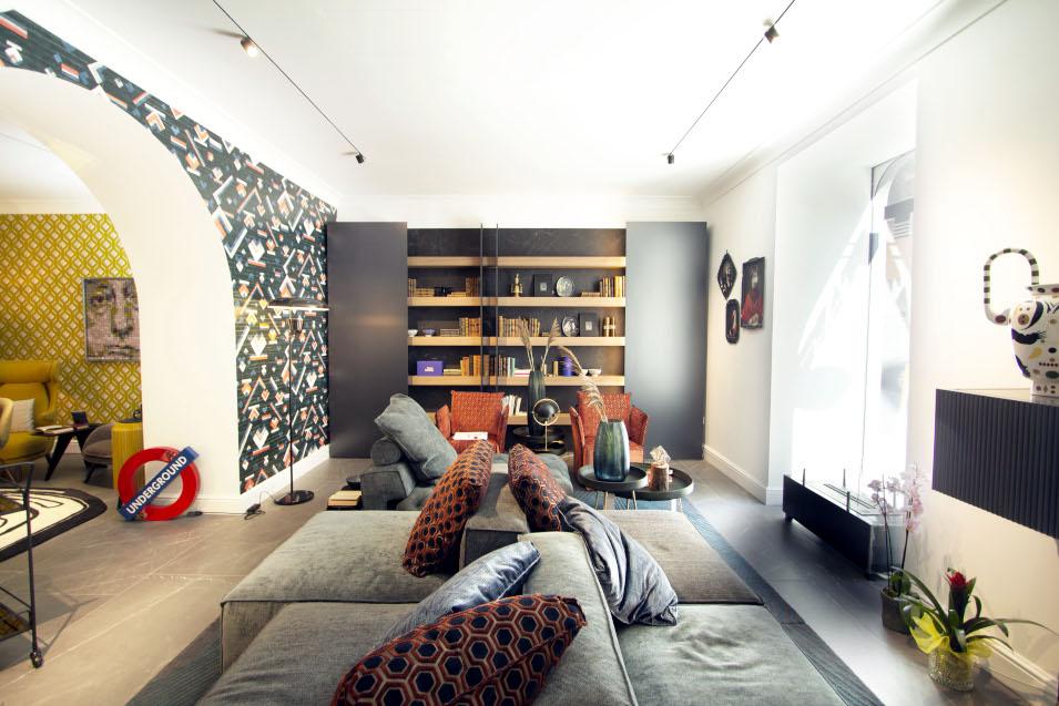 Ciat Arredamenti Arte E Design Nella Nuova Sede Agora Magazine