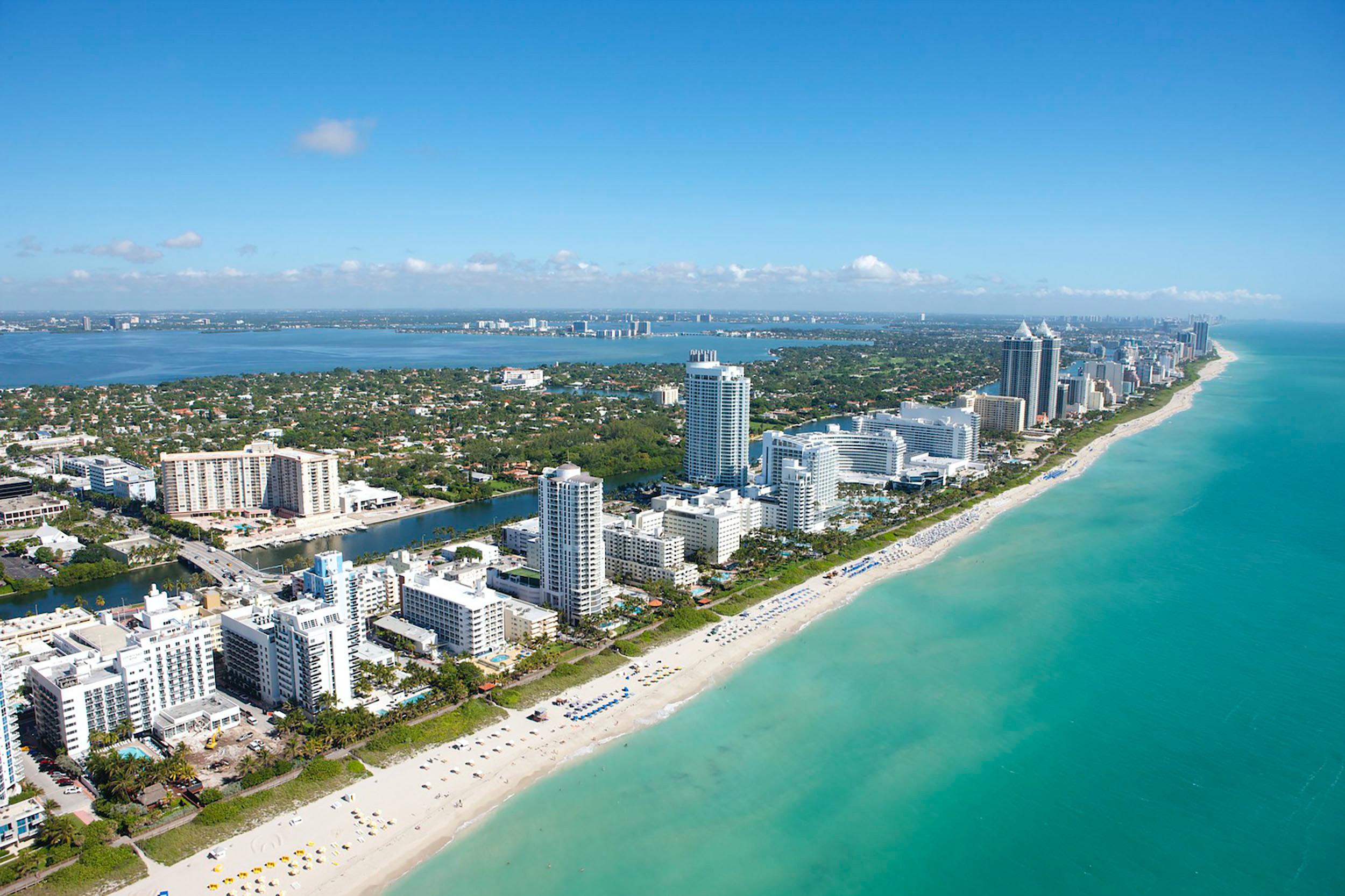 Miami tunnel sott'acqua traffico