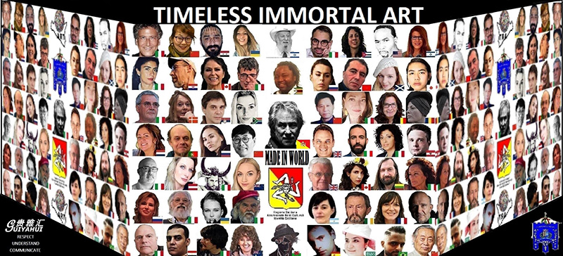 timeless arte senza tempo