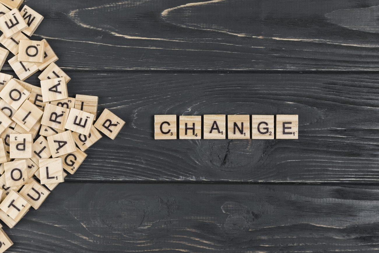 cambiamento routine