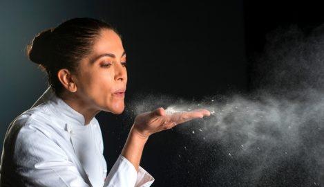 l'executive chef Rosanna Marziale