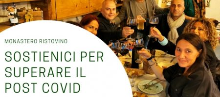 Monastero Ristovino crowdfunding